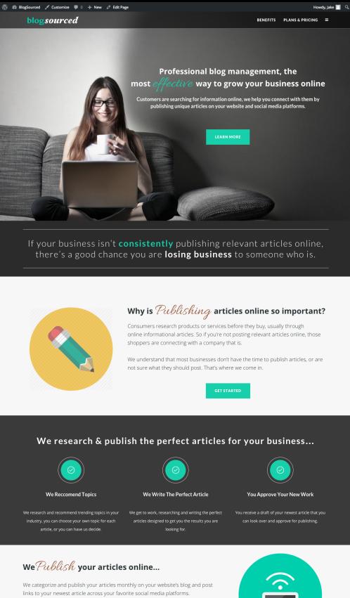 BlogSourced