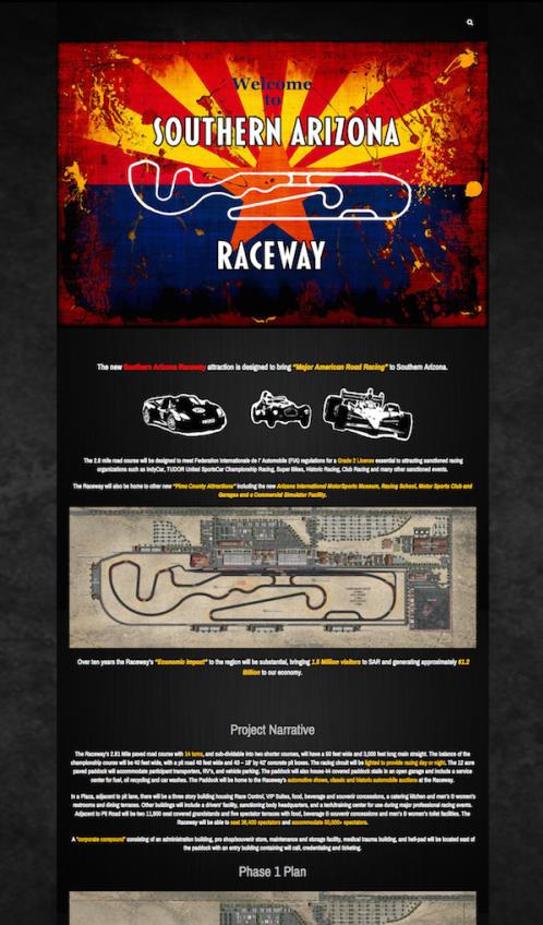Southern Arizona Raceway
